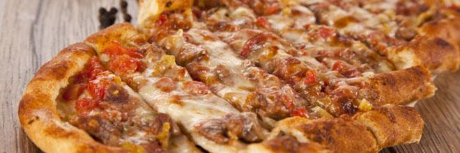 | Türkische Pizza