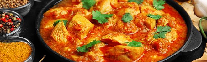 | Indische Gerichte