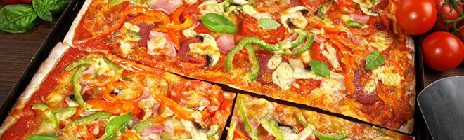 | Party-Pizza